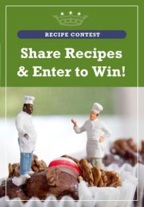 recipe contest winner ad image for natures habit